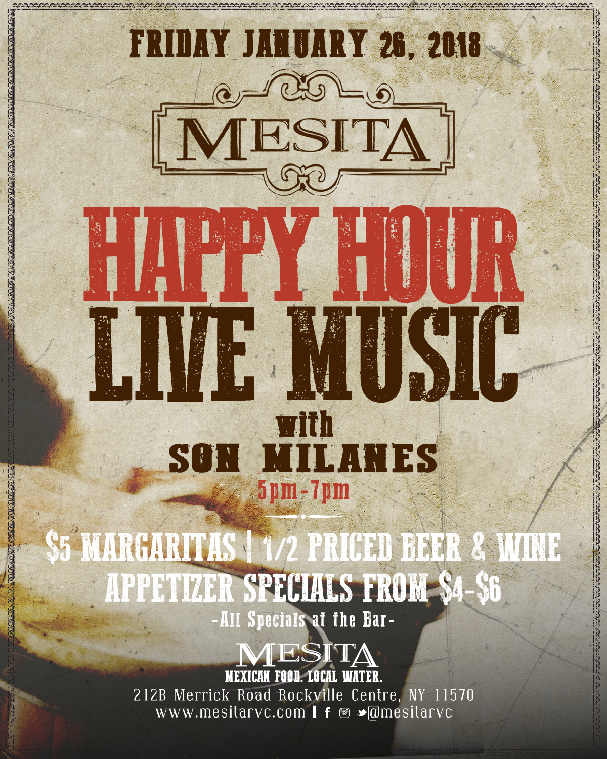 Live Music With Son Milanes