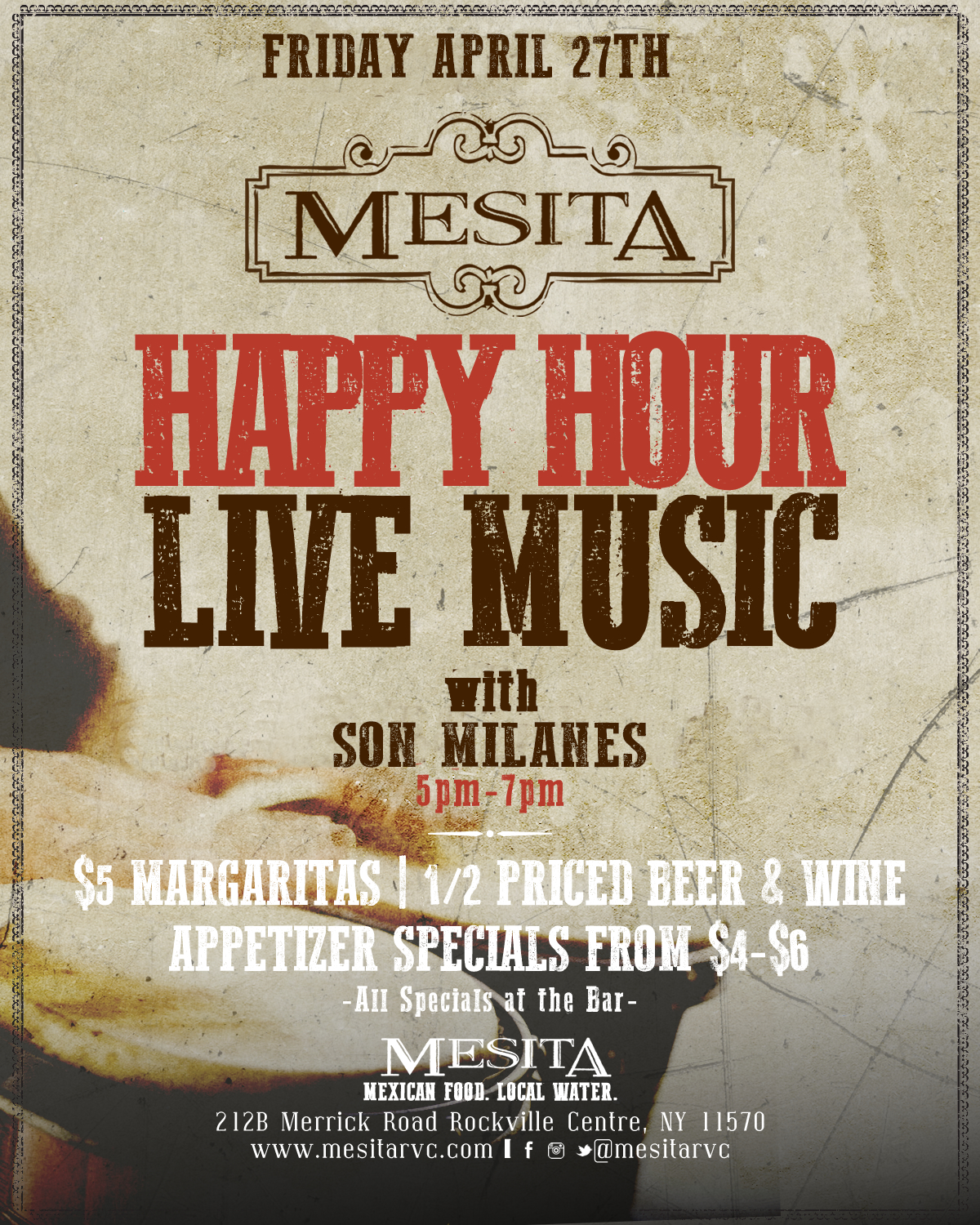 Live Music by Son Milanes